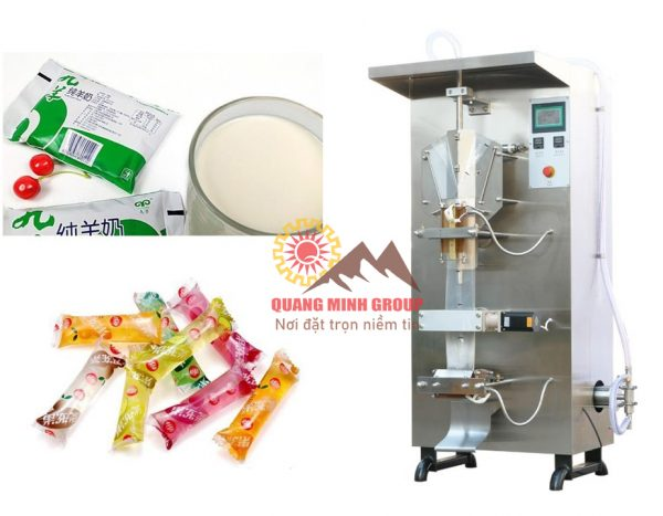 máy-chiết-rót-sữa-chua,-chất-liệu-lỏng