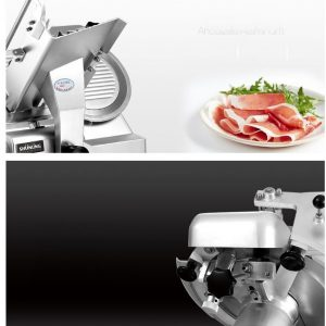 Ảnh chi tiết máy thái thịt đông lạnh tự động QM-SL 300E