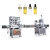 Dây chuyền Chiết rót Siết nắp tinh dầu MINI 6 vòi BƠM NHU ĐỘNG tự động QM-FND-6