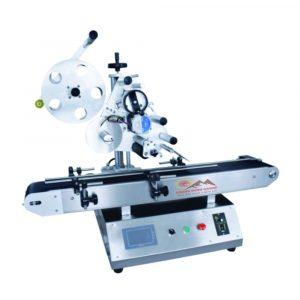Máy dán nhãn MINI mặt phẳng tự động QM-TFLM-120