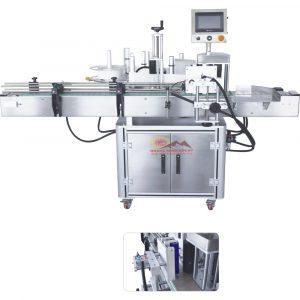 Máy dán nhãn chai tròn tự động có Thiết bị giữ chai QM-ARLM-50B