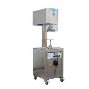 Máy viền mí lon công nghiệp bán tự động QM-FGJ100C