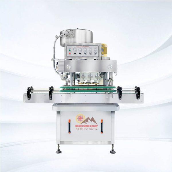 Máy cấp nắp và đóng nắp chai thuỷ tinh tự động YG-FX 01