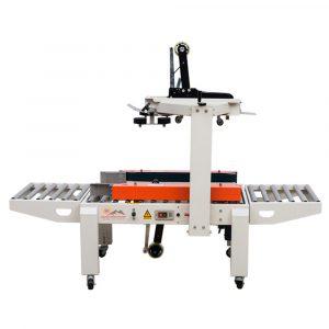 Máy dán băng keo thùng Carton FXC5050 (Đai tải 2 cạnh)