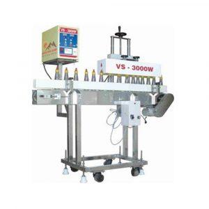 Máy dán màng nhôm tự động tốc độ cao QM-VS-3000W
