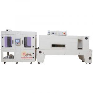 Máy đóng gói rút co màng thùng Carton tự động DQX-6040S & BSE-8060A