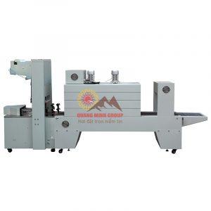 Máy đóng lốc rút co màng bán tự động BZJ-5038B & BSE-5040A