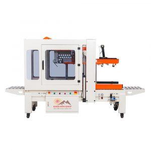 Máy gấp thùng và dán băng dính thùng tự động DQFXZ-5050S