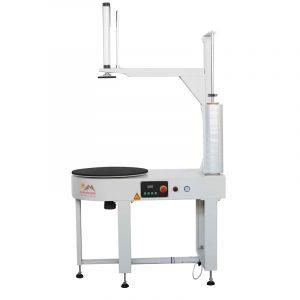 Máy quấn màng PE bán tự động DBC800S