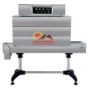 Máy rút co màng bằng nhiệt nhãn thân chai tự động BSS-1538B