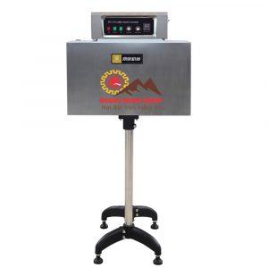 Máy rút và co màng bằng nhiệt nhãn cổ chai tự động BSS-1538A