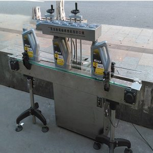 Máy seal dán màng nhôm băng tải tự động GLF-2800