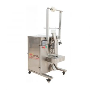 Máy đóng gói chất lỏng tự động Mini QM-200L-3S