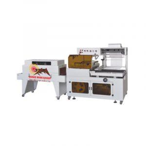 Máy-cắt-và-co-màng-PE-POF-PVC-tự-động-QM-BS-4020L