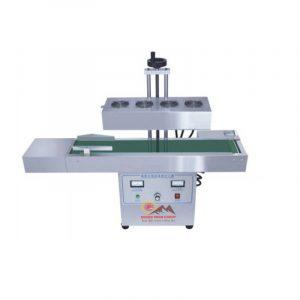 Máy dán màng seal - màng nhôm tự động mini QM-DMN-600